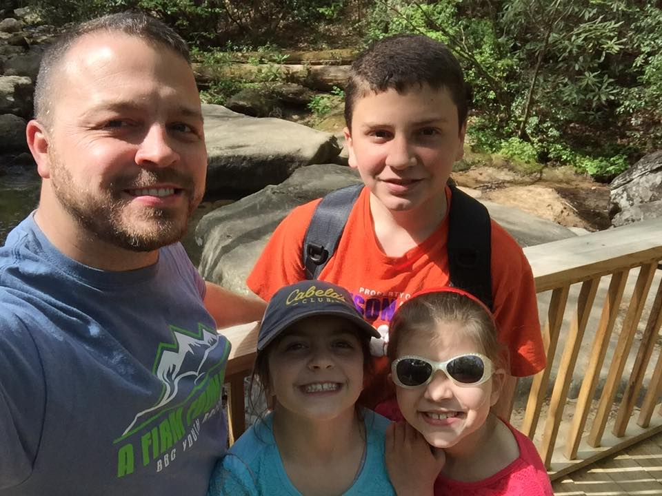 kids with allergies and outdoor fun