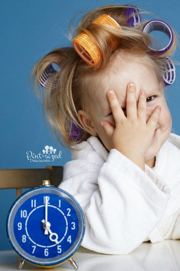 happier mornings for kids
