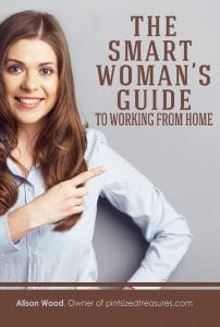 The Smart Woman's Guide to Working from Home