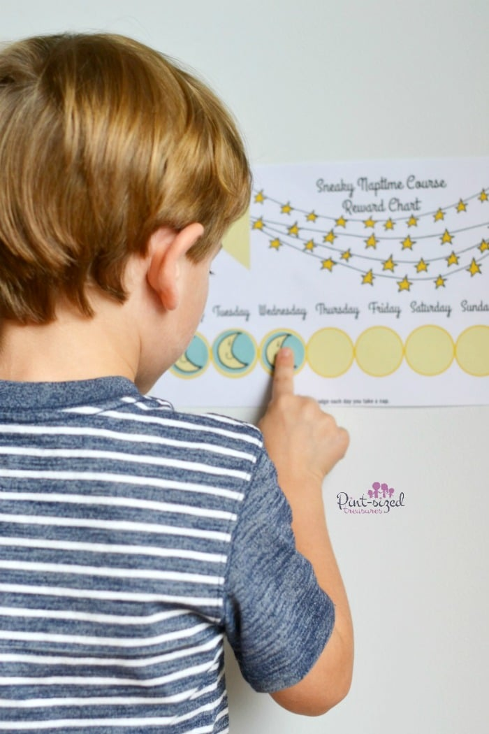 Preschoolers and toddlers can successfully learn how to nap! Reward charts, daily routines, screen-free activities and more contribute to a successful , daily, predictable nap! #naps