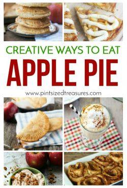 Creative Ways to Eat Apple Pie