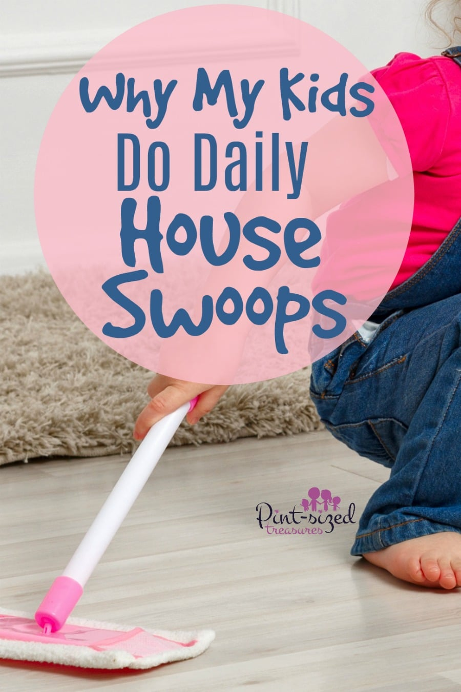 why my kids do daily house swoops