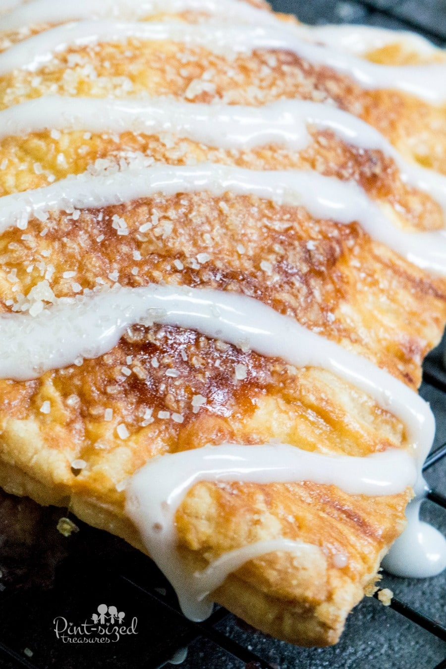 triple berry turnovers