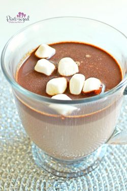 Easy Slow Cooker Hot Chocolate Recipe Busy Moms love!