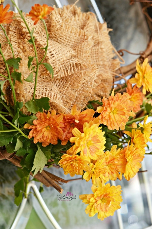 die fall wreath ideas that are easy