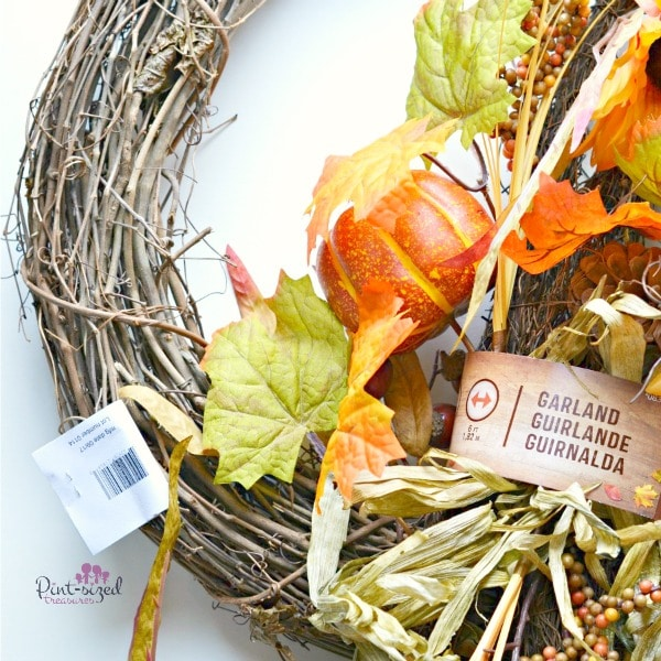 easy DIY fall wreaths busy moms can make