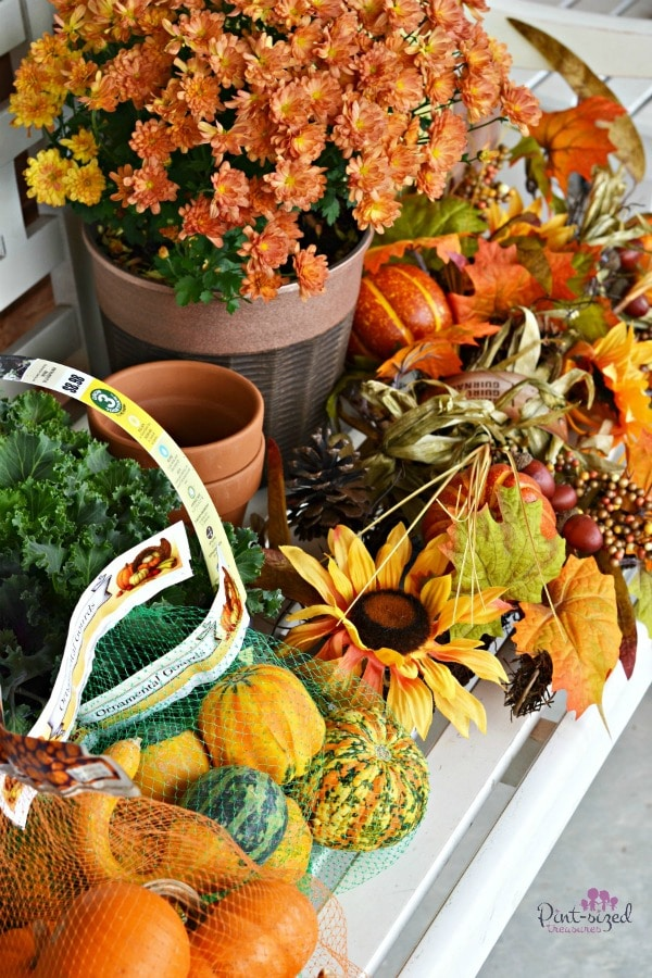 fall items to make easy diy fall wreaths