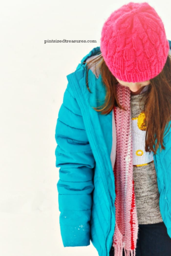 winter hacks for busy moms getting kids out the door in the morning