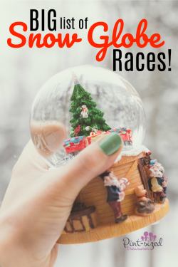 Crazy-fun Snow Globe Races for Families