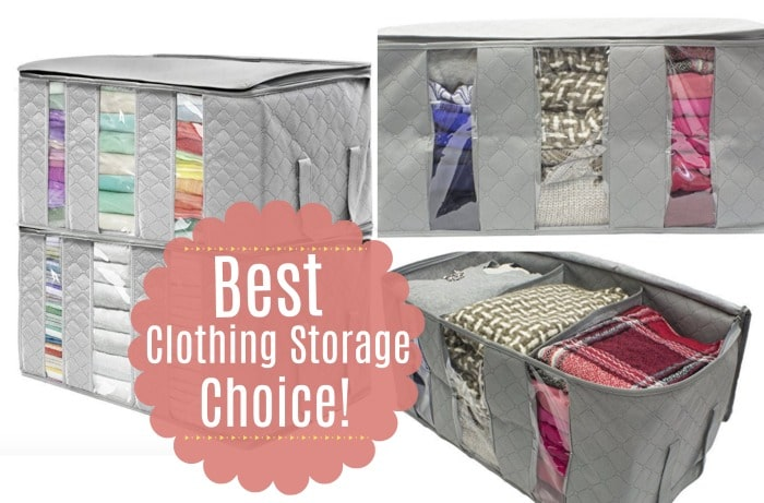 clothing storage ideas for a cluttered kids room