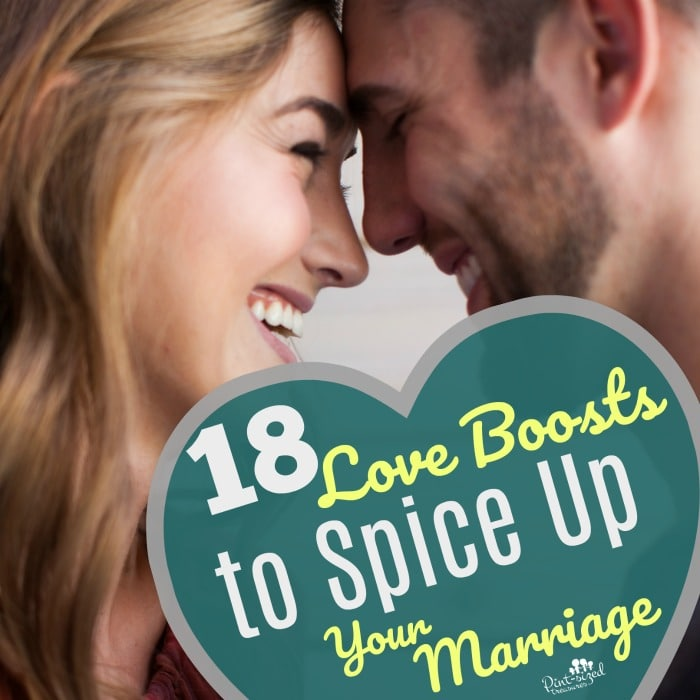 Spicy marriage love boosts that will transforming marriage!
