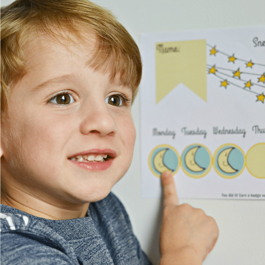 nap time reward chart for toddler wand preschoolers