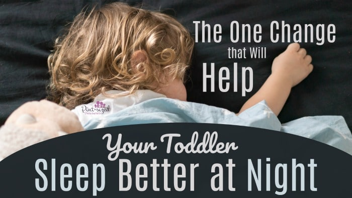 hoot help your toddler sleep better at night