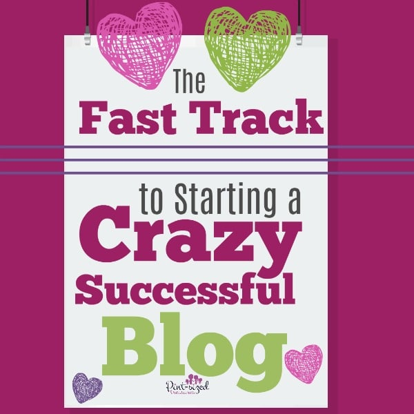 This is it...the easiest, and quickest way to get started creating a crazy, successful blog. You can do it! #bloggers #howtoblog #bloggingtips #bloggingstrategy #workfromhome #blogginghelp