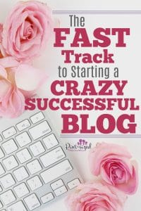 Whoa! Who knew these successful blog secrets could help beginners get started so fast?! This fast track method is super informative and definitely helps ANYONE start a crazy, successful blog! #blogging #workingfromhome #bloggingsecrets #blogginghelp #bloggers #bloggingtips #learntoblog #professionalblog #momblogger #howtostartablog