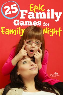 25 Super Epic Family Games for Family Night