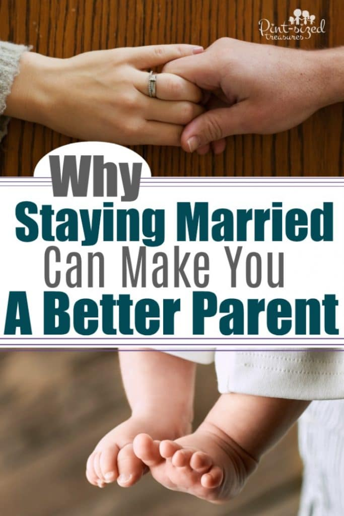 Why Staying Married Can Make You a Better Parent