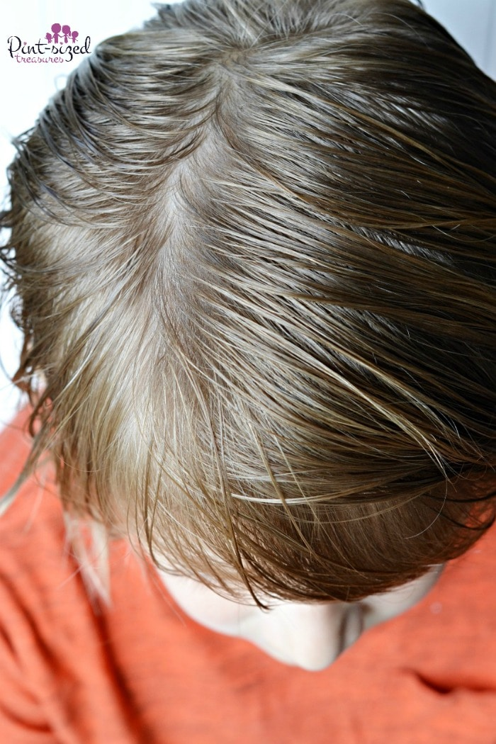 pesticide free lice guide for kids