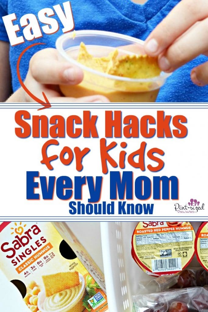 Easy Snack Hacks for Kids Every Busy Mom Should Know