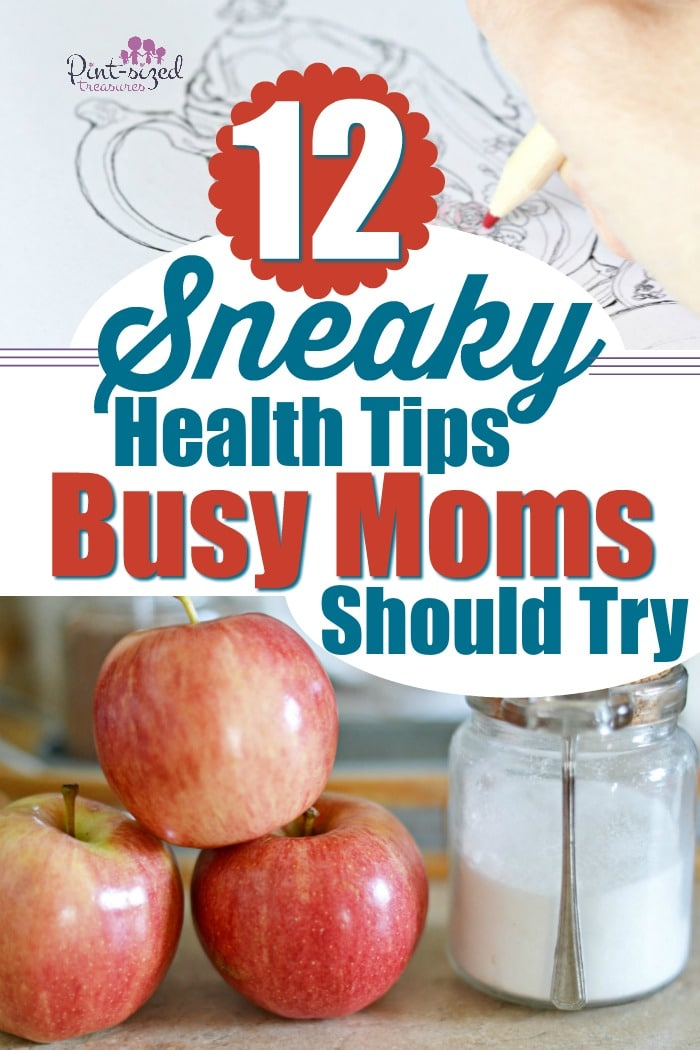 Making our time for health as a busy mom isn't easy --- but it's SO important! find out how you can squeeze healthy habits into your busy mom day! #ad #momlife #motherhood #EaseTheDay #mommylife #busymom #healthytips #healthy