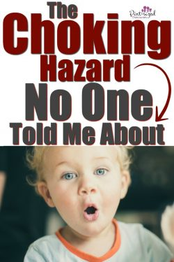 This? A choking hazard? Why didn't anyone warn me about this choking hazard years ago? Toddlers and preschoolers love to play with these! We need to let more parents know! Read my mom friend's story now! #chokinghazards #parentinghelp #toddlers #preschoolers #raisingkids #momlife #moms #children #childproof