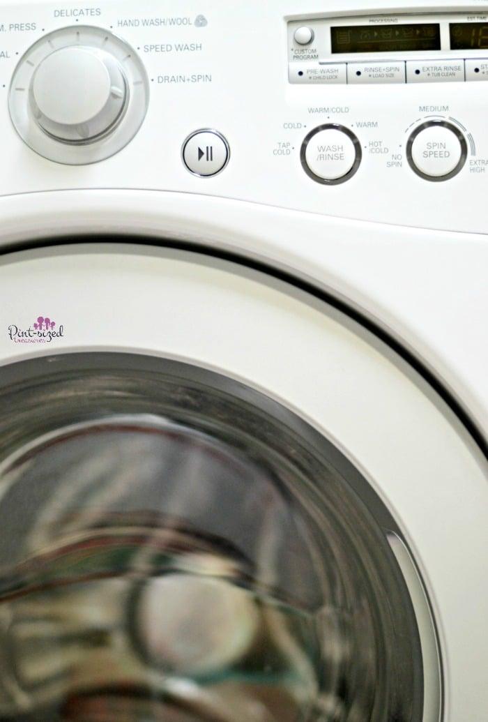 laundry hacks for moms