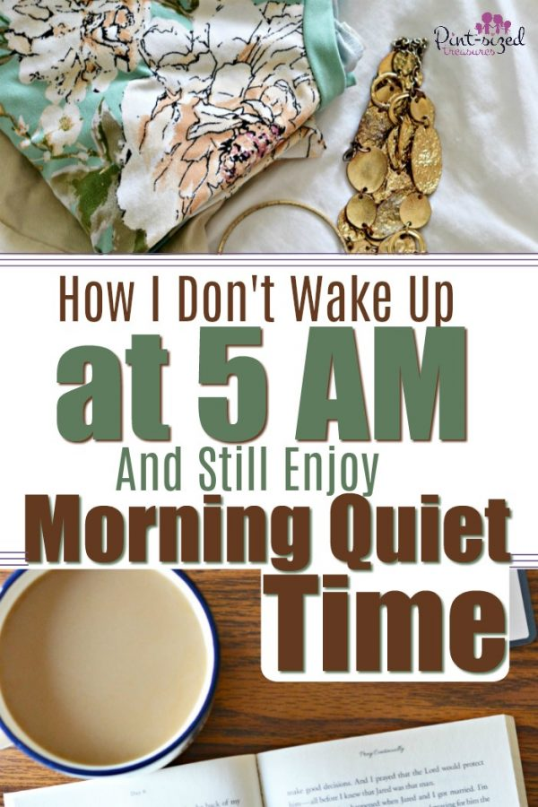 My schedule changed a few years ago and I no longer woke up at 5 AM. I change a few daily things and it ended up giving me more leisure time in the morning so I could wake up at 6 or 7 AM instead! These small changes made a huge difference in my daily morning routine. Now I can have my no rush quiet time! #ad #NestleCoffeePods #WakeUpWithCoffeeMate #morningroutine #quietttime #quietmorning #momroutines