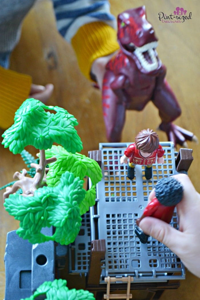 play date ideas for dinosaur fans