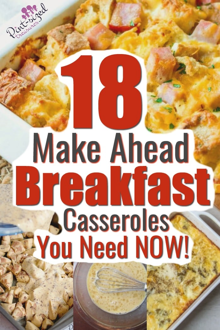 Make ahead breakfast casserole the every family needs! Now breakfast can be hearty, crazy-good and super simple! #breakfastcasseroles #easybreakfast #breakfastideas #Breakfastrecipes #easyrecipes #familyrecipes #mealplanning #crockpotbreakfast #Overnightbreakfast #makeaheadmeals