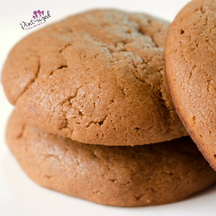 easy nutella cookies that are super soft