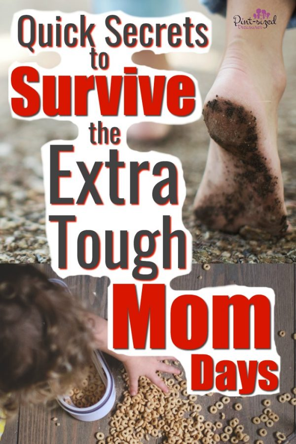 My quick and simple secrets to surviving an extra tough mom day! #ad @ChuckECheeses #motherhood #momblog #mommy #parenting #parentingtips #parentinghelp #raisingkids