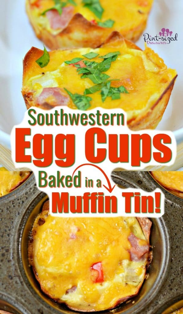 Southwestern Egg Cups that are Incredibly Easy!