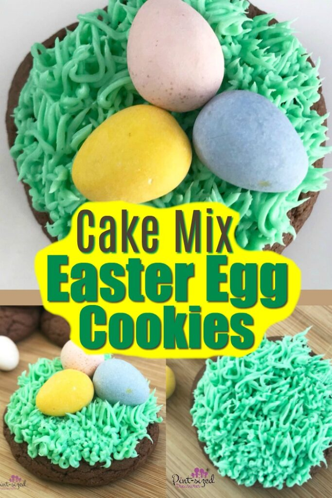 The Easiest Easter Egg Cookies You'll Ever Make!