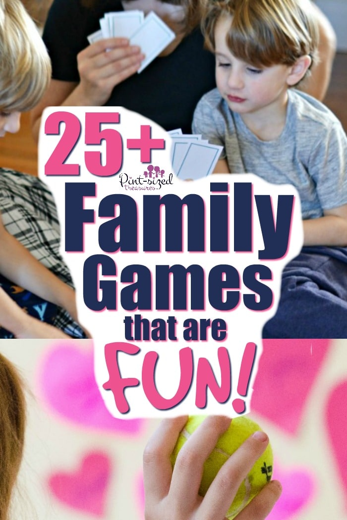 Fun Games Families Love