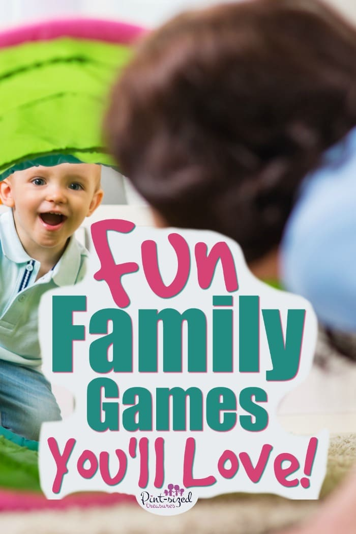 Fun games to play for families