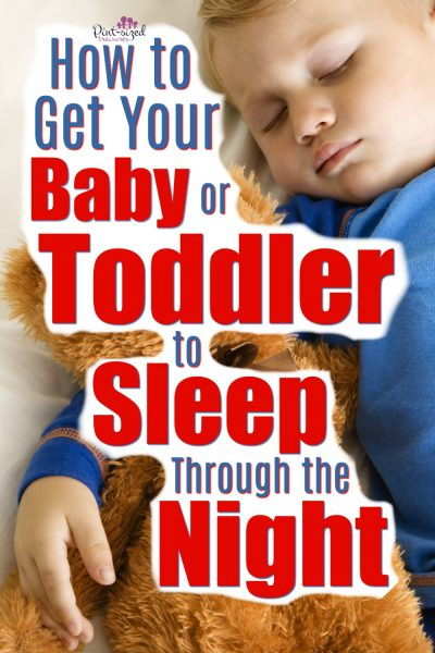 Want your baby or toddler to stop waking up in the middle of the night? These simple parenting tips will help your baby or toddler sleep through the night....without waking up! Babies and toddlers need their sleep...found out how to help your child sleep better at night! This is a must-read for any parent who wants to help their toddler or baby sleep better at night.