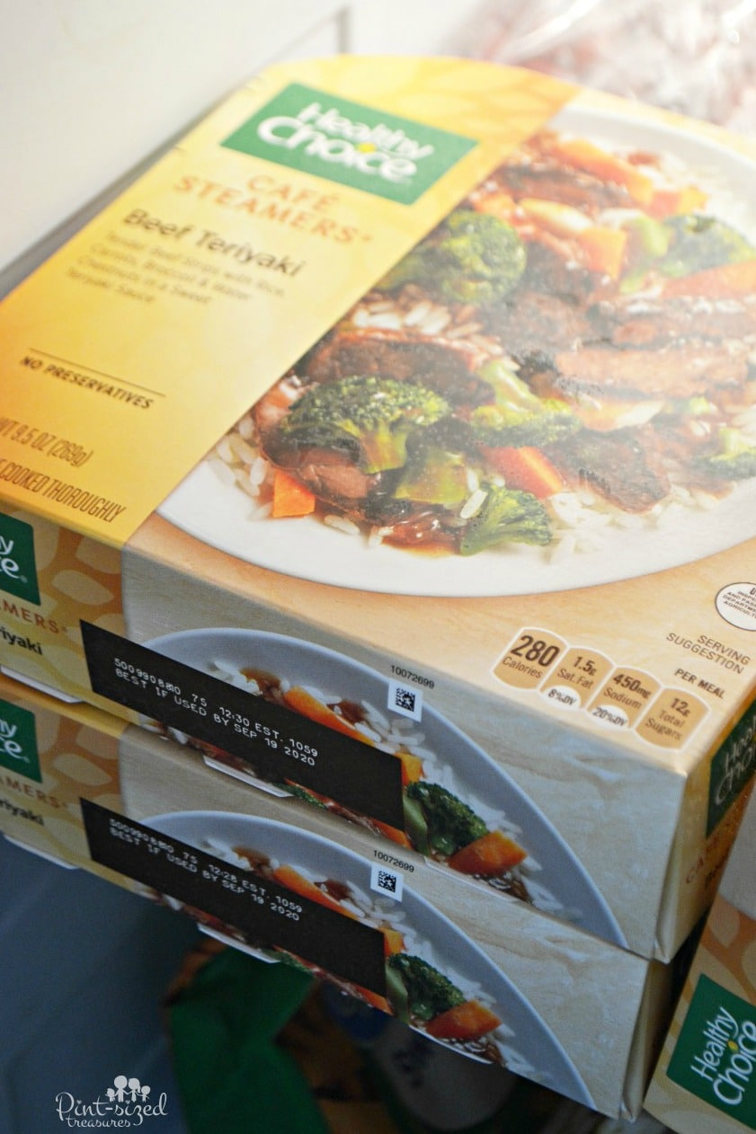 freezer meals for busy moms in the summer