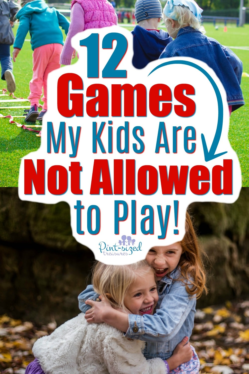 These 12 games are not allowed in my house and my kids are banned from playing them. They're not video games, but they're popular games among kids, tweens and teens. Some may seem innocent, but I've learned these games can be very dangerous to our children!
