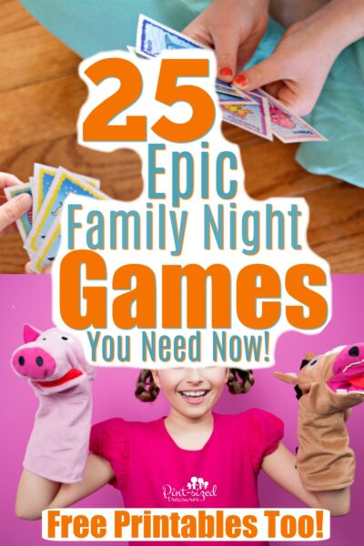 epic family night games