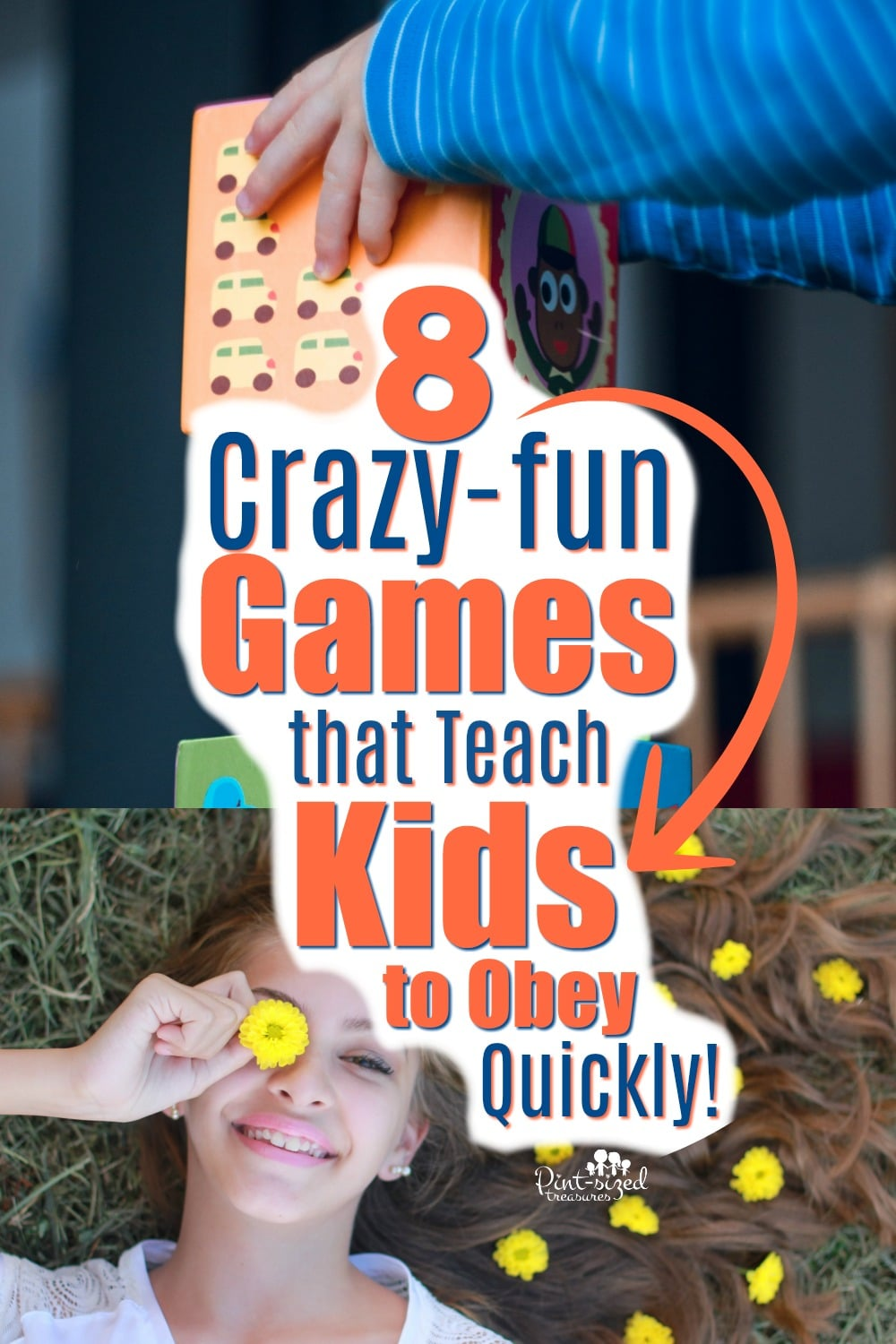 Games that teach kids obedience