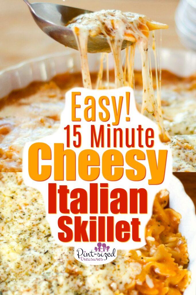 Easy Italian Skillet Recipe