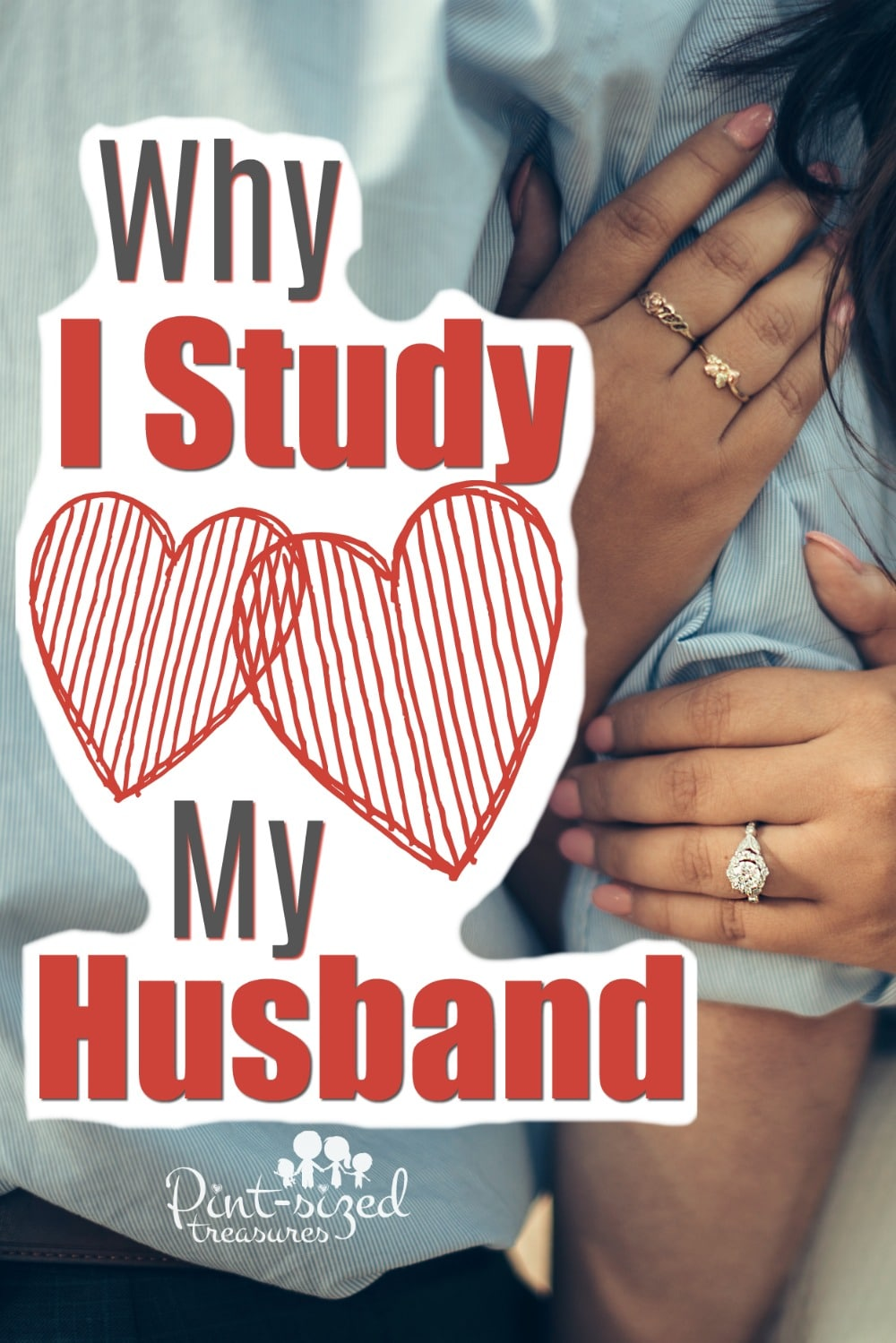 Why I choose to study my husband