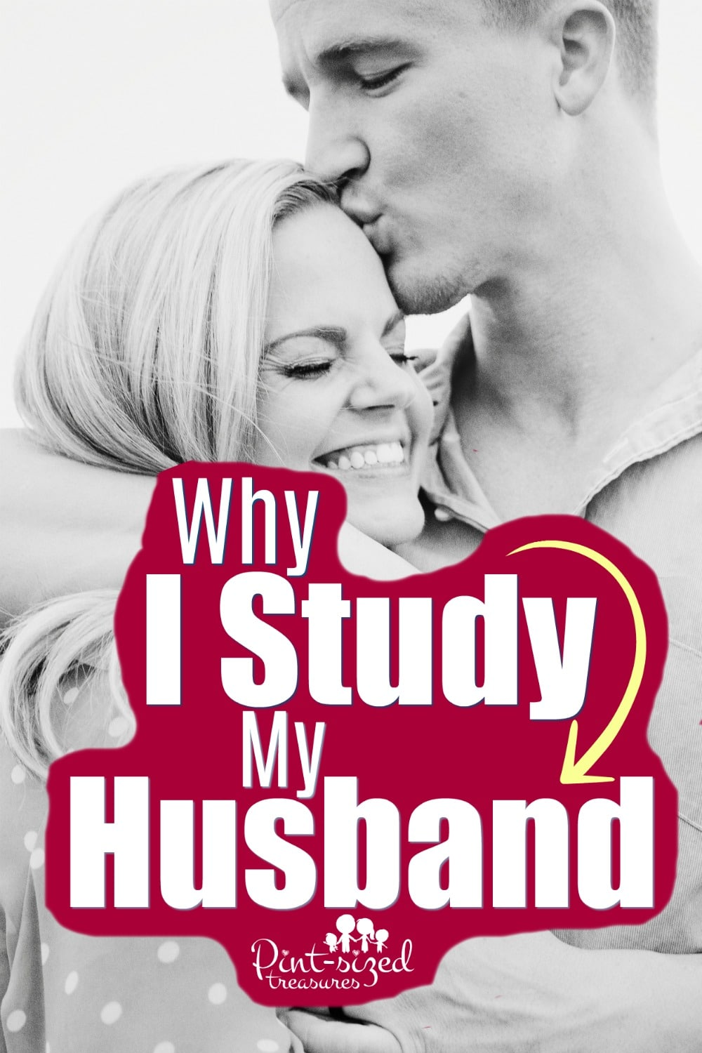Why I study my husband in my marriage