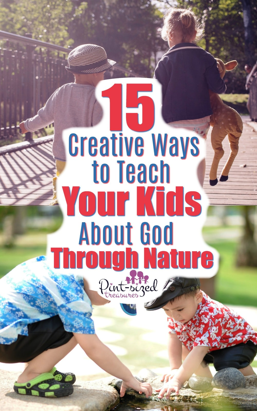 Teach Kids About God Through Nature