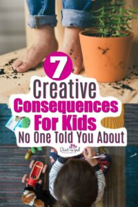 Creative Consequences Parents Can Use With Kids