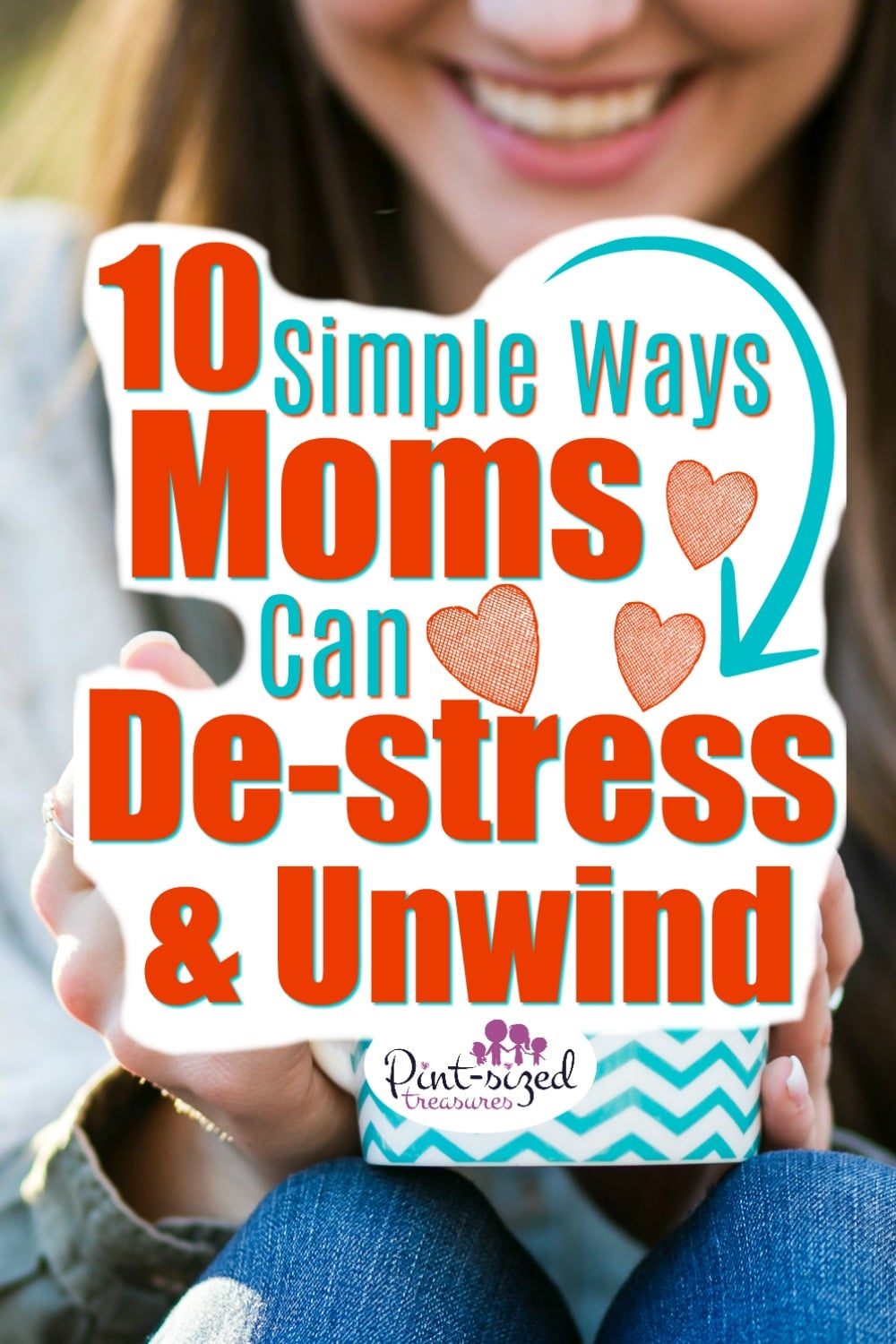 Simple Ways Moms Can Destress and Unwind