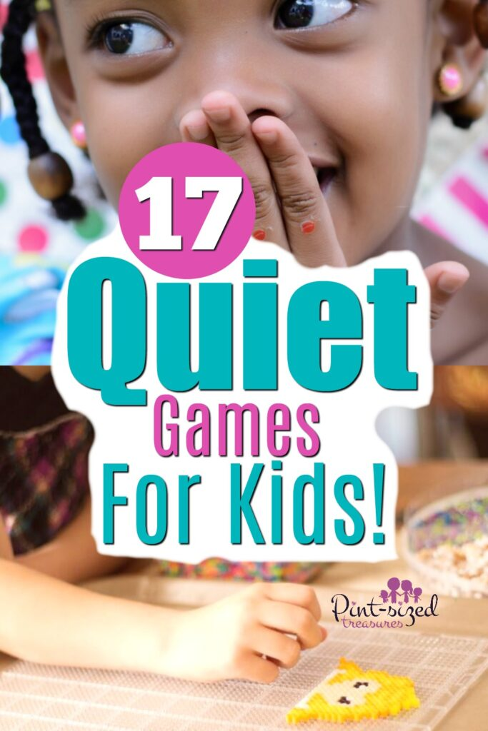 17 Super-fun Quiet Games For Kids You'll Absolutely LOVE!