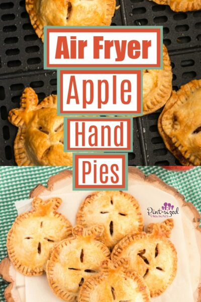 Easy Air Fryer Apple Hand Pies Recipe