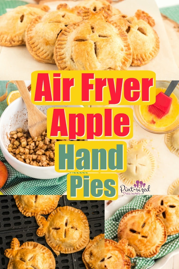 Easy Air Fryer Apple Hand Pie Recipes that Everyone Loves