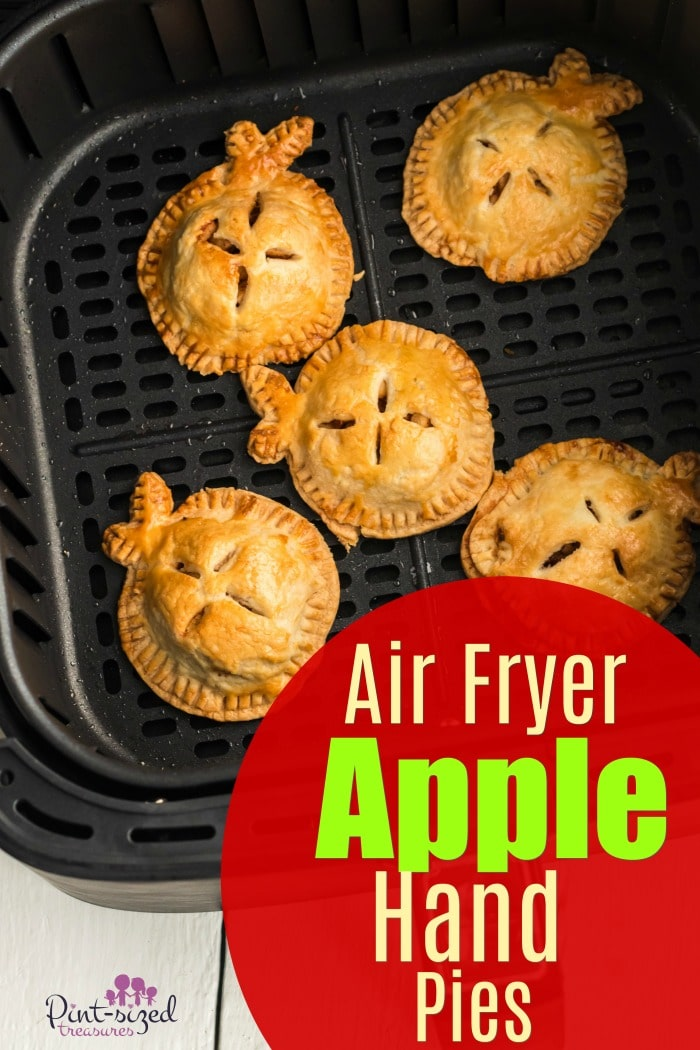 Hand pies made in the air fryer